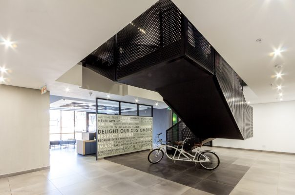 Bidvest Offices – Interior