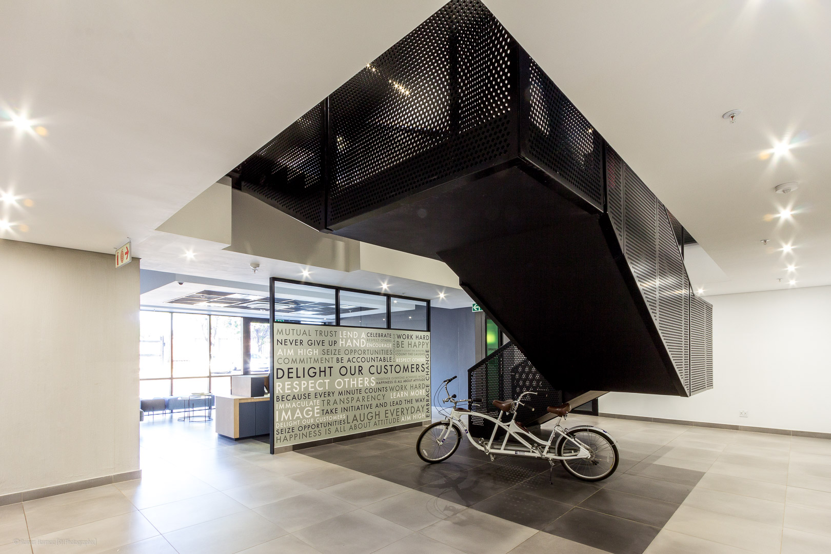 Bidvest Offices – Interior