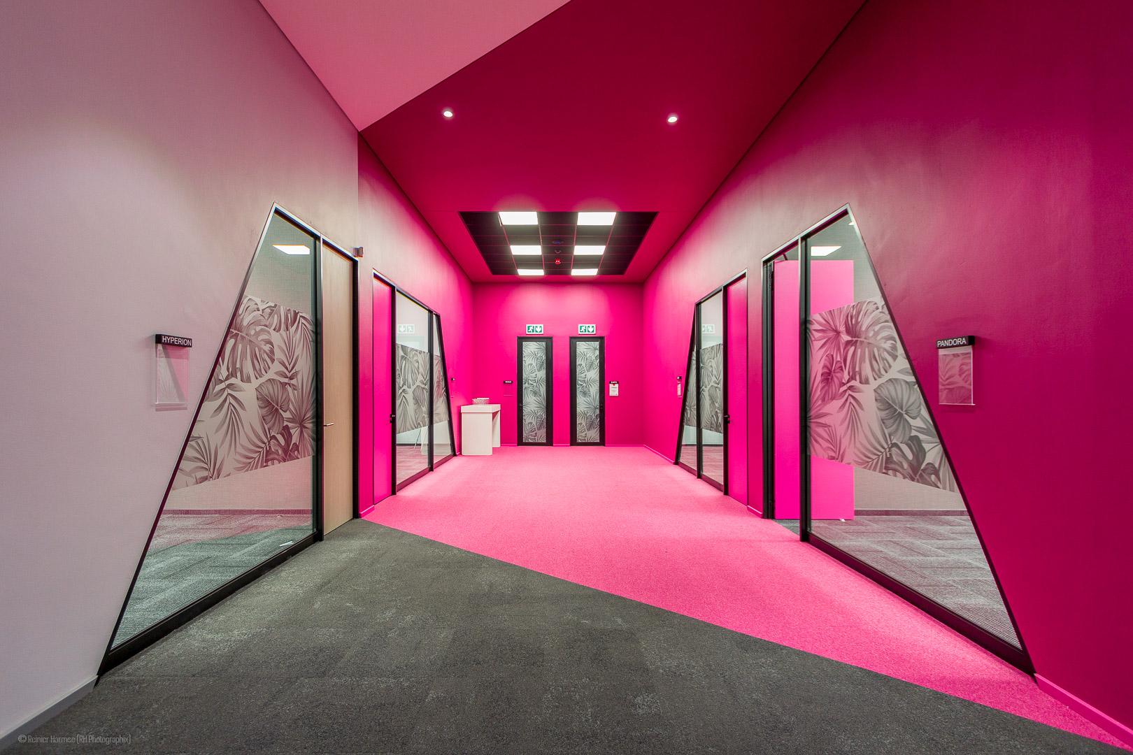 Focus Rooms – Interior