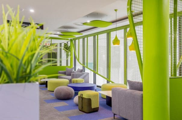 Oracle Midrand – Interior