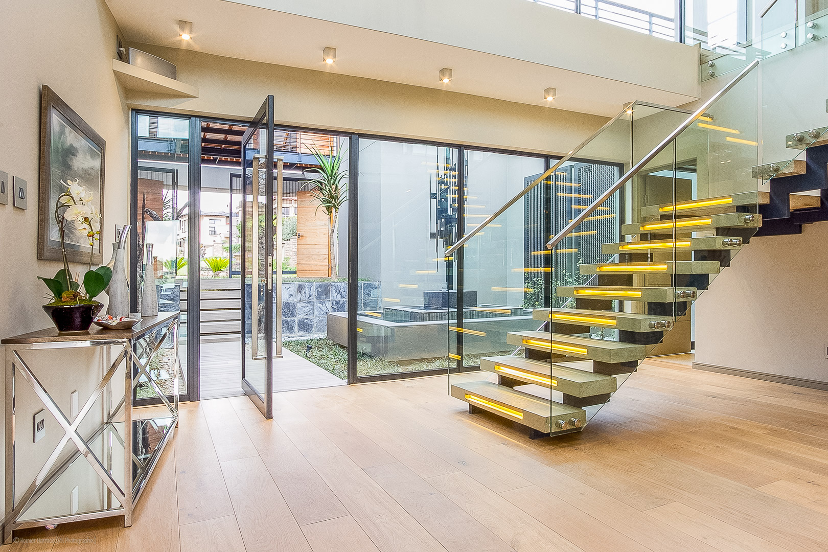 Waterside Residence – Interior