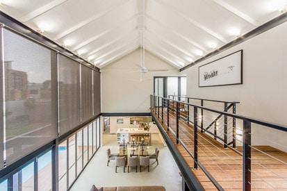 Steelhouse – Interior